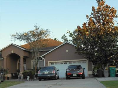 Saint Cloud Single Family Home For Sale: 3059 Lakeshore Boulevard