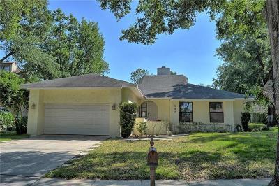 Longwood Single Family Home For Sale: 497 Sugar Ridge Court