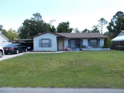 Edgewater Single Family Home For Sale: 219 Wildwood Drive