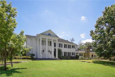 Deland Single Family Home For Sale: 344 E Pennsylvania Avenue