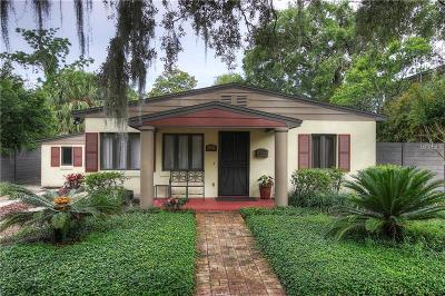 Winter Park Single Family Home For Sale: 1961 Laurel Road