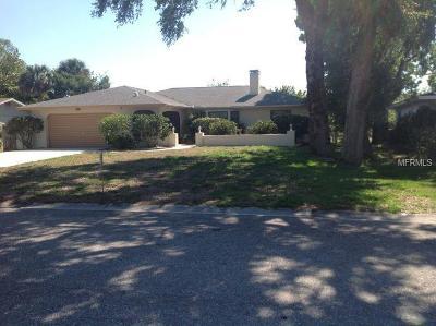 Venice Single Family Home For Sale: 427 Gulf Breeze Boulevard
