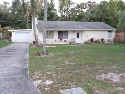 Winter Park Single Family Home For Sale: 2162 Nairn Drive