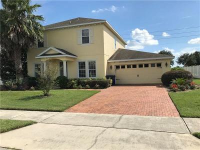 Winter Garden Single Family Home For Sale: 15428 Firelight Drive