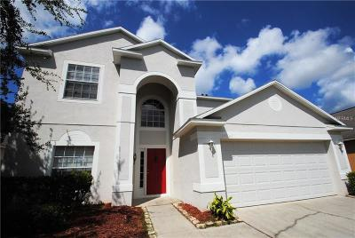 Orlando Single Family Home For Sale: 14745 Seattle Slew Place