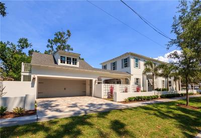 Winter Park Single Family Home For Sale: 1900 Sunset Drive