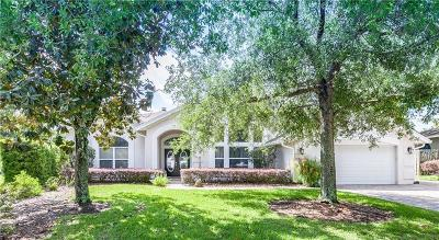 Oviedo Single Family Home For Sale: 2538 Ekana Drive