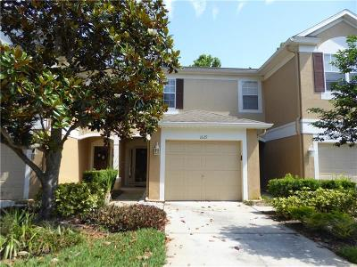 Winter Park Townhouse For Sale: 1629 Florentino Lane