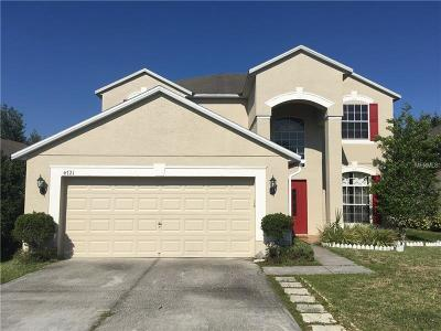 Orlando Single Family Home For Sale: 4721 Aguila Place