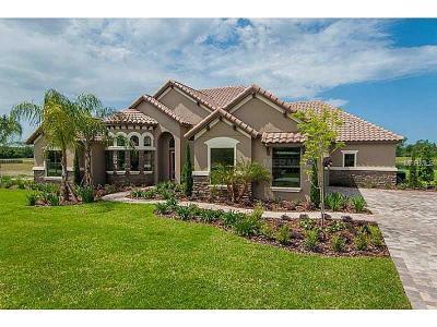 Orlando Single Family Home For Sale: 10814 Lago Bella Drive
