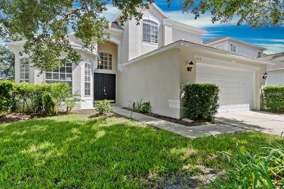 Casselberry Single Family Home For Sale: 812 Rogers Court