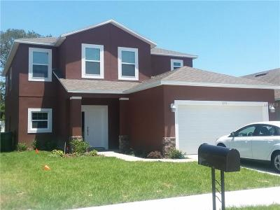 Winter Haven Single Family Home For Sale: 1250 Salisbury Drive