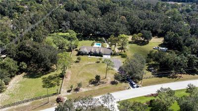 Winter Springs Single Family Home For Sale: 405 S Moss Road