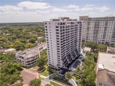 Orlando Condo For Sale: 530 E Central Avenue #102