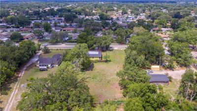 Orlando Residential Lots & Land For Sale: Simmons Road