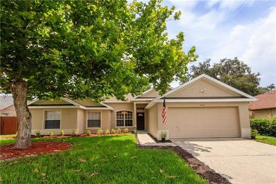 Oviedo Single Family Home For Sale: 2875 Oak Shore Road