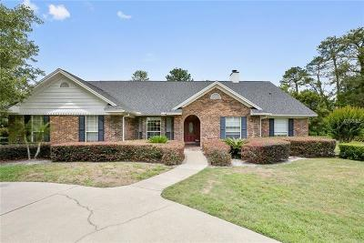 Longwood Single Family Home For Sale: 2160 Deer Hollow Circle