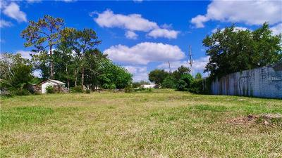 Orlando Residential Lots & Land For Sale: 1813 Park Manor Drive