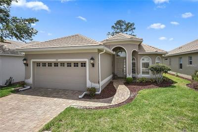 Debary Single Family Home For Sale: 497 Sotheby Way