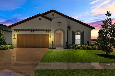 Single Family Home For Sale: 10385 Royal Cypress Way
