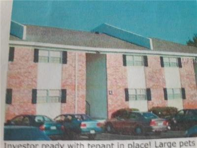Orlando Condo For Sale: 5317 Curry Ford Road #L 103