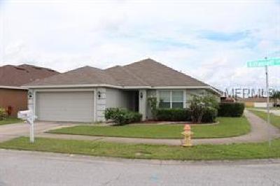 Auburndale Single Family Home For Sale: 1167 Kittansett Lane