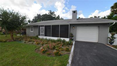 Eustis Single Family Home For Sale: 604 N Hawley Street
