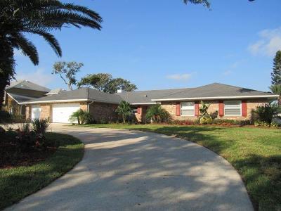 Ormond Beach Single Family Home For Sale: 3554 John Anderson Drive
