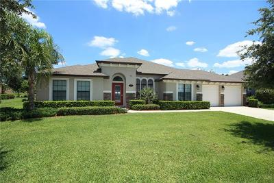 Debary Single Family Home For Sale: 352 Hammock Oak Circle