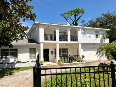 New Smyrna Beach Single Family Home For Sale: 203 Canova Drive