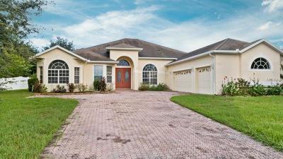 Apopka Single Family Home For Sale: 4185 Knott Drive