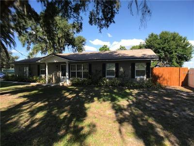 Lake Alfred Single Family Home For Sale: 100 Lakeview Boulevard