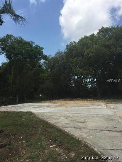 Hernando County, Hillsborough County, Pasco County, Pinellas County Residential Lots & Land For Sale: 5919 Maki Lane