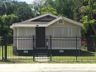 Sanford Single Family Home For Sale: 1413 Historic Goldsboro Boulevard