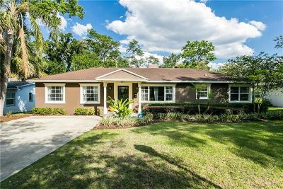 Orlando Single Family Home For Sale: 800 Nottingham Street