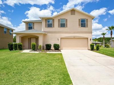 Port Orange Single Family Home For Sale: 1735 Cakebread Court