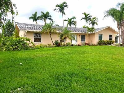 Palmetto Single Family Home For Sale: 8800 SW 177th Avenue