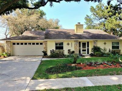 Wekiva Single Family Home For Sale: 2521 Canterclub Trail