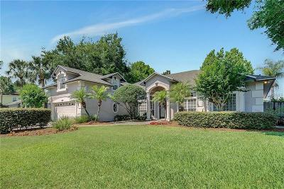Altamonte Springs Single Family Home For Sale: 195 Varsity Circle