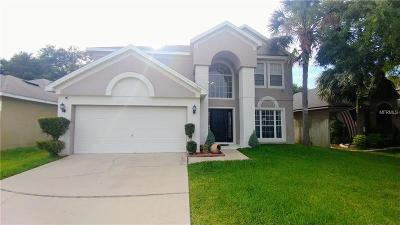 Lake Mary Single Family Home For Sale: 1680 Pine Bay Drive