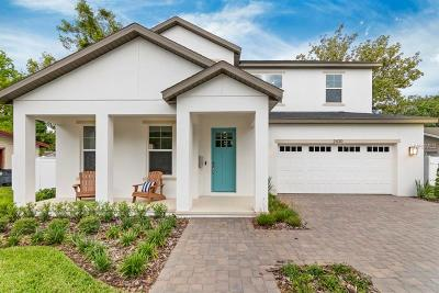 Winter Park Single Family Home For Sale: 2430 Brookshire Avenue