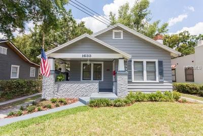 Single Family Home For Sale: 1633 E Concord Street