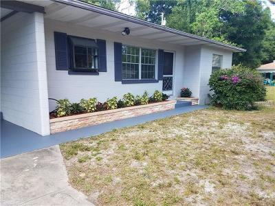Mount Dora Single Family Home For Sale: 3825 Branch Avenue