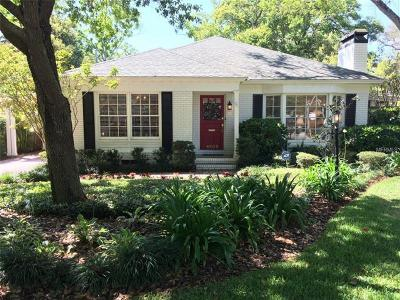 Tampa Single Family Home For Sale: 4505 S Ferncroft Circle