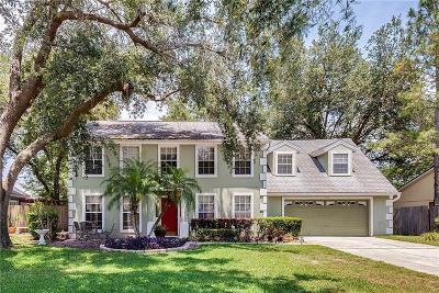Apopka Single Family Home For Sale: 1709 Palm Beach Drive