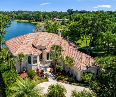 Winter Park Single Family Home For Sale: 1799 Lake Berry Drive