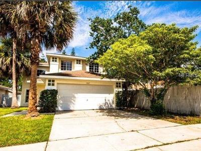 Kissimmee Single Family Home For Sale: 3208 Townsend Court