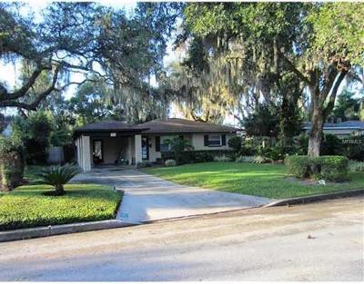 Winter Park Single Family Home For Sale: 1790 Bryan Avenue
