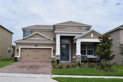 Winter Garden Single Family Home For Sale: 15562 Hamlin Blossom Avenue