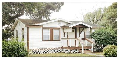 Orlando Single Family Home For Sale: 4066 Booker Street